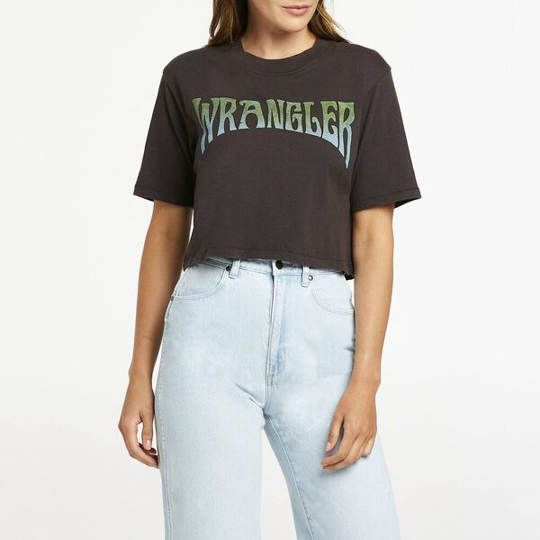 Tall Grass Crop Tee