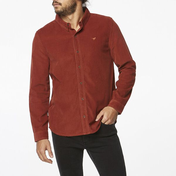 Doing It Clean Shirt Spiced Cord