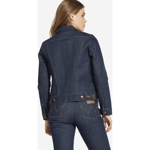 124WJ JACKET NEW WASH, New Wash, hi-res