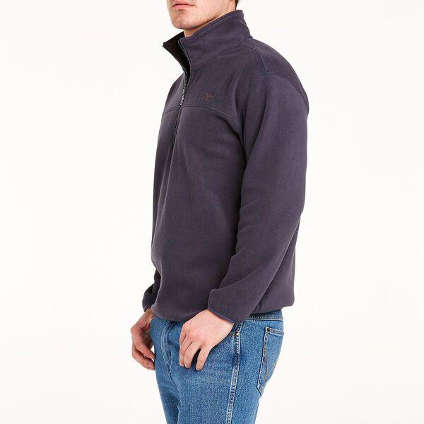Hitchhiker Fleece Sweater, Navy, hi-res