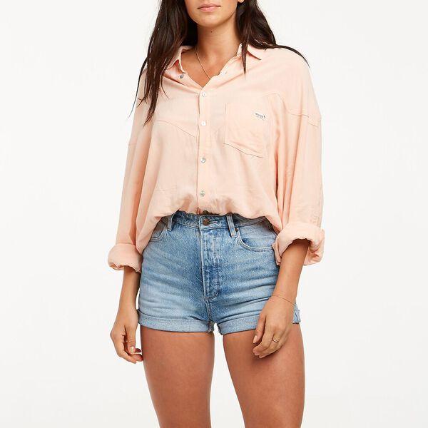 Maryanne Shirt, Harvest Peach, hi-res