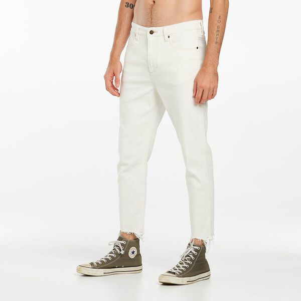 Sid Slim Jean Chopped, Void White, hi-res