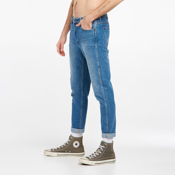 Smith R28 Skinny Cropped Jean, Reality Blues, hi-res