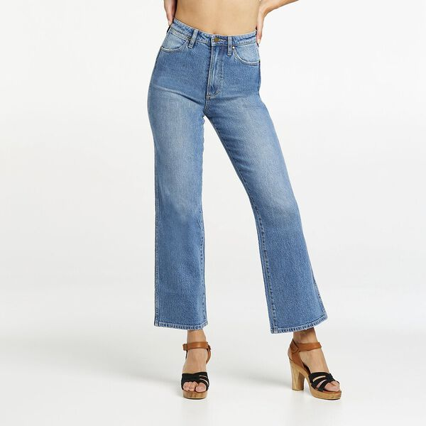 Bootsie Flared Jean, Lady Blue, hi-res