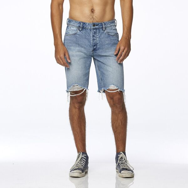 Spencer Short Breakdown Blue