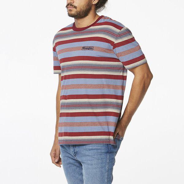 Vedder Tee Brick Stripe, Brick Stripe, hi-res