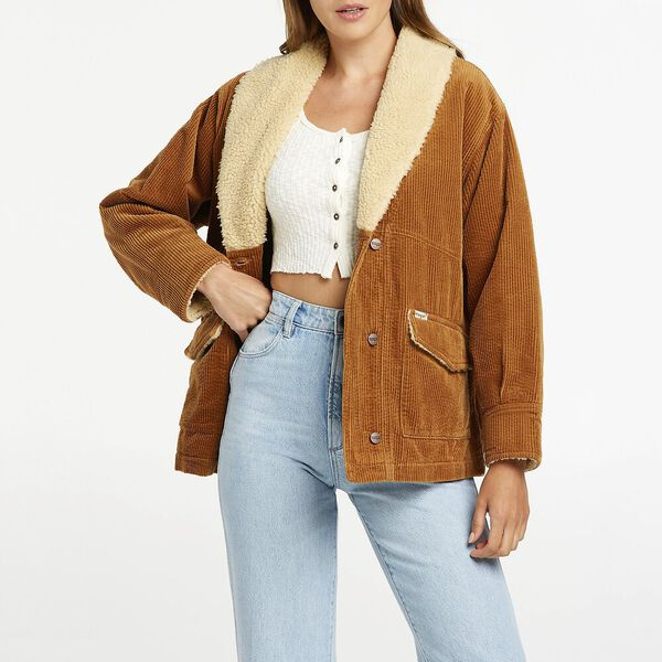 Oldest Story Jacket, Tan, hi-res
