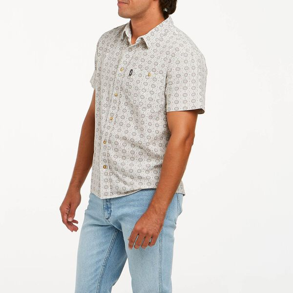 Slater Short Sleeve Shirt, Sahara Multi, hi-res
