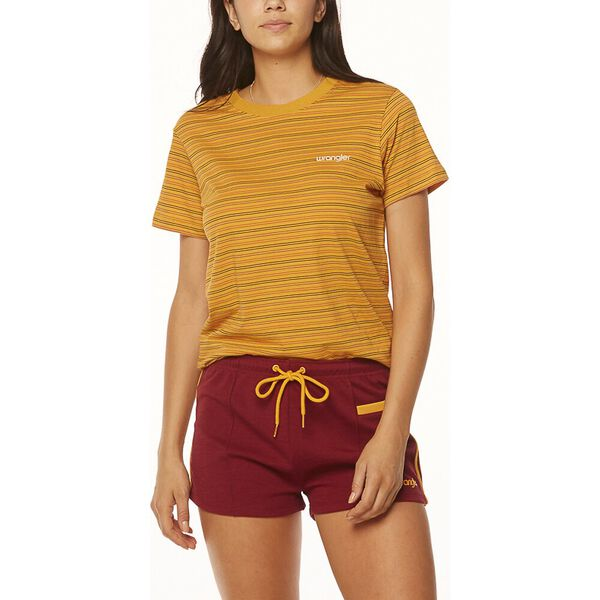Valerie Tee Gold Stripe, Gold Stripe, hi-res