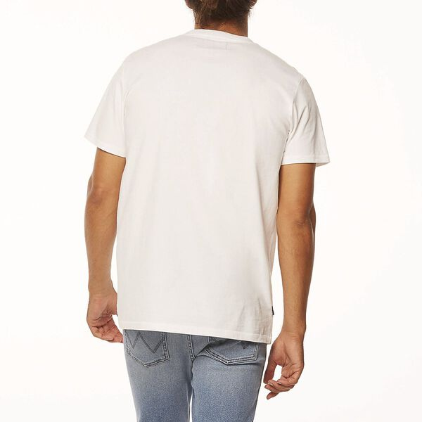 Otherside Ss Tee, White, hi-res