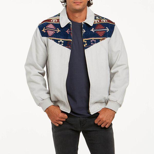 White Lake Bomber Jacket