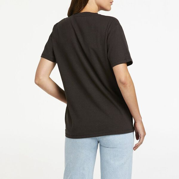 In The Rough Oversized Tee, Worn Black, hi-res