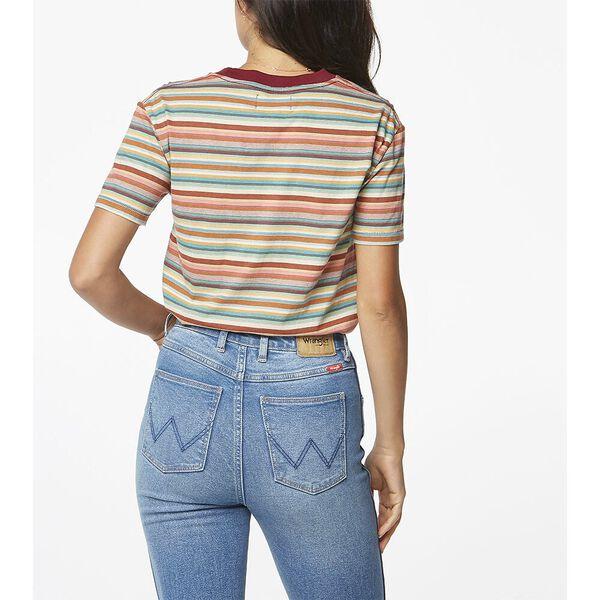 Legacy Tee Dawn Stripe, Dawn Stripe, hi-res