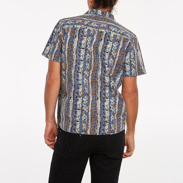 Slater Short Sleeve Shirt, Babylon Splice, hi-res
