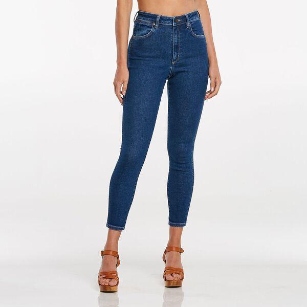 Hi Pins Skinny Cropped Jean