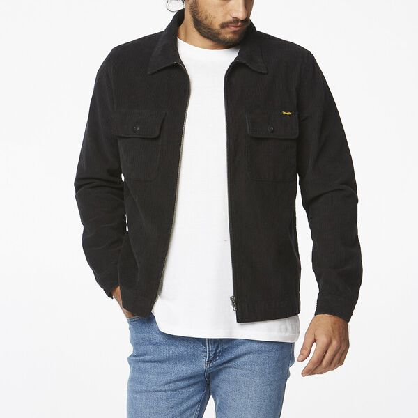Campbell Jacket Old Black, Old Black, hi-res