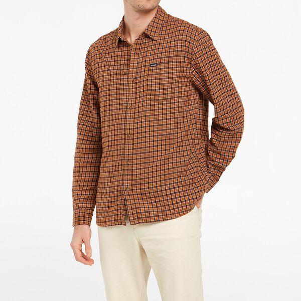 Flanny Check Long Sleeve Shirt