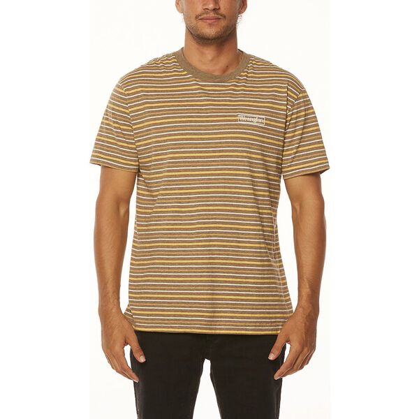 VEDDER TEE SEA STRIPE