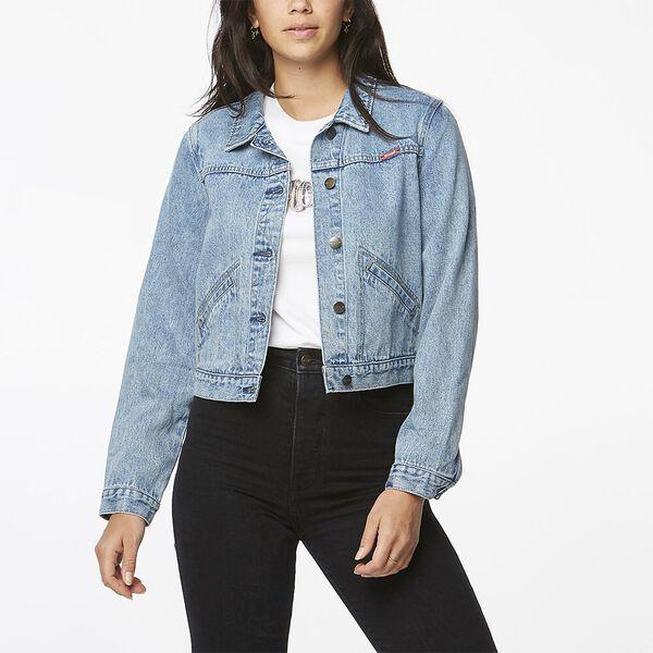 Blondie Jacket Cortez Blue