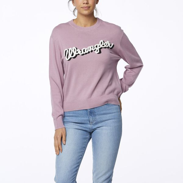 MAGGIE SWEATER LILAC
