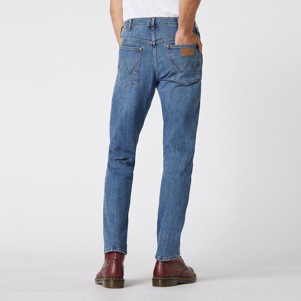 Icons 11MWZ Western Slim Jean, Light Trace Blue, hi-res