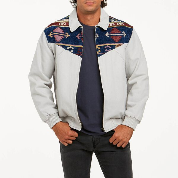 White Lake Bomber Jacket