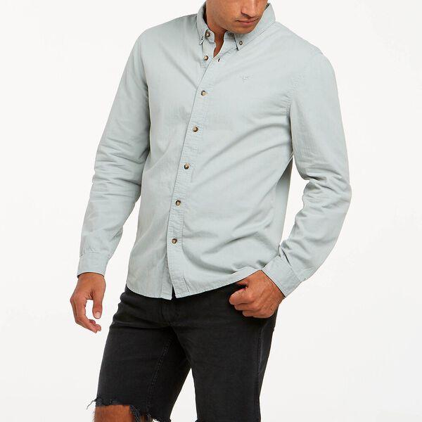 Doing It Clean Long Sleeve Shirt