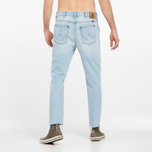 Sid Slim Cropped Jean, Dando Blues, hi-res