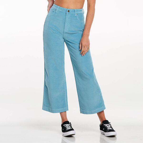 Hi Bells Cropped Cord Jean