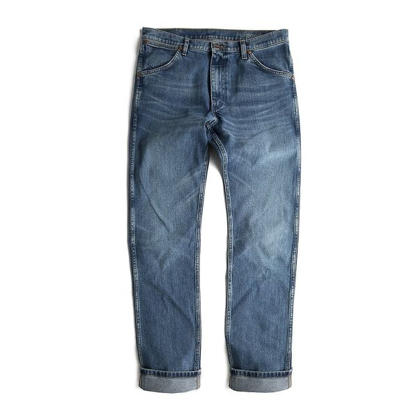 Indigood Mens 11MWZ Jean Good Vibes