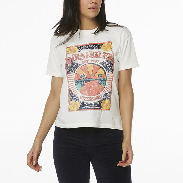 CANYONS TEE VINTAGE WHITE