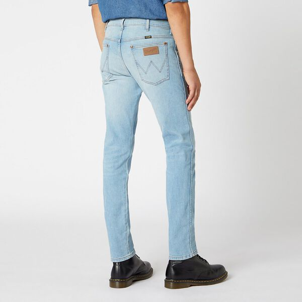 Icons 11MWZ Western Slim Jean, Iconomania Indigo, hi-res