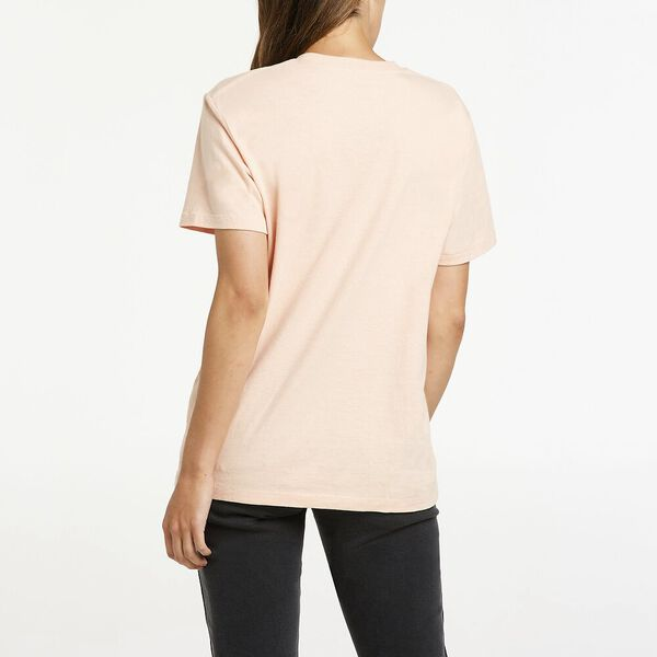 In The Rough Oversized Tee, Peach Bloom, hi-res