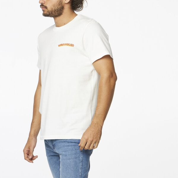 Howlin' Ss Tee, Vintage White, hi-res