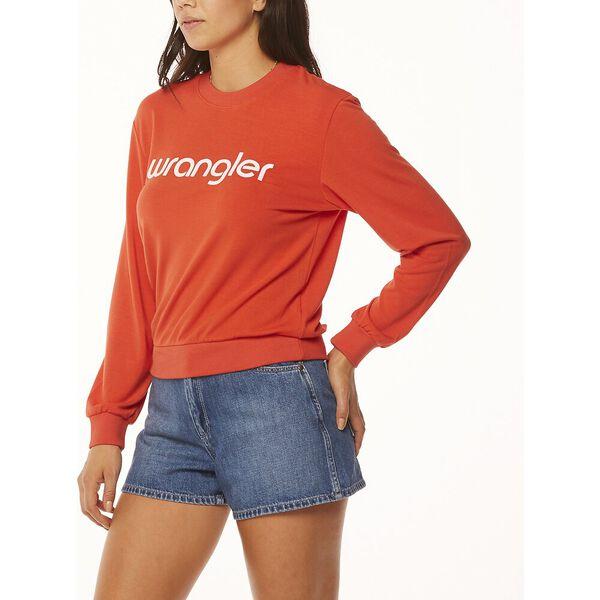Munroe Sweater Orange Sun, Orange Sun, hi-res