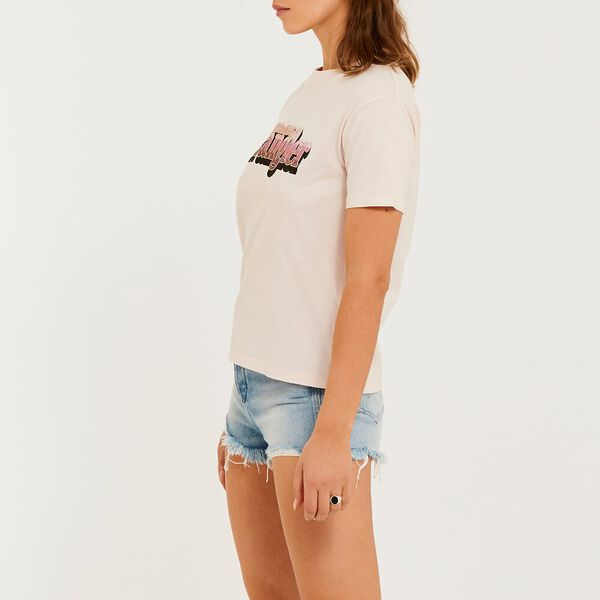 Hyland Tee, Faded Pink, hi-res