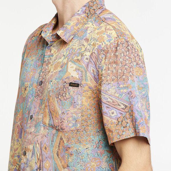 Passerby Short Sleeve Shirt, Gordie Patchwork, hi-res