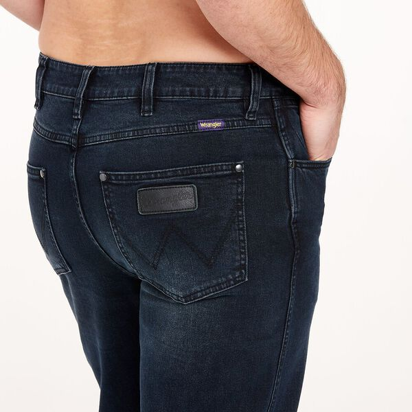 Classics Slim Straight Jean, Blue Black, hi-res