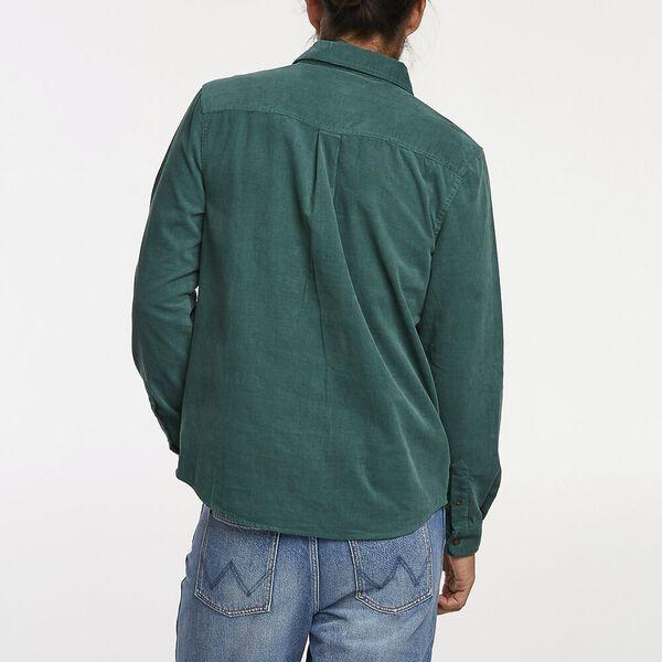 Doing It Clean Shirt, Pine Green, hi-res