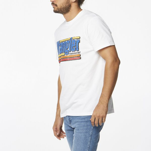 Limits Ss Tee White, White, hi-res