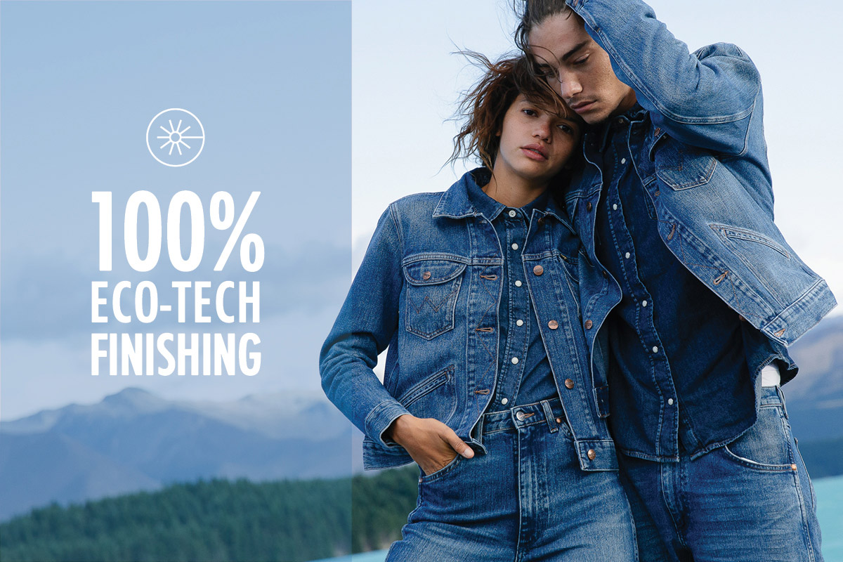 Wrangler New Collection Womens and Mens Jeans
